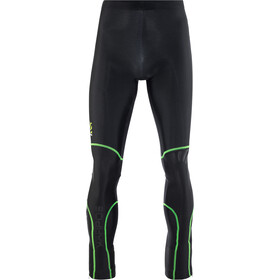 Karpos Alagna Broek Heren, black/green fluo